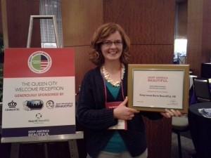 CLPP Award at 2014 conference (3)
